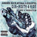 Andre Nickatina - Gun-Mouth 4 Hire: Horns and Halos 2