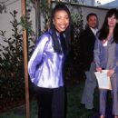 Brandy At The 1996 MTV Movie Awards