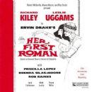 Her First Roman - 1968 Broadway Musical Starring Richard Kiley - 454 x 454