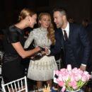 Ryan Reynolds and Blake Lively : 2016 amfAR New York Gala - 412 x 600