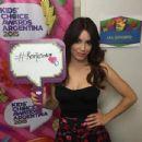 Mariana Espósito- Kids' Choice Awards Argentina 2015- Rehearsals