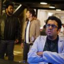 Adeel Akhtar as Barry Shaw in Ghosted