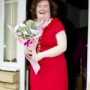 Susan Boyle's 50th Birthday Celebration - 454 x 726