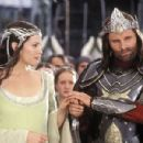 Viggo Mortensen and Liv Tyler - The Lord of The Rings - The Return of The King (2003)