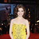 Anna Kendrick - The Orange British Academy Film Awards At Royal Opera House On 21 February 2010 In London, England