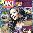 Alesha Dixon - OK! Magazine Cover [United Kingdom] (4 June 2013)