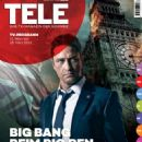 Gerard Butler - Tele Magazine Cover [Switzerland] (12 March 2016)