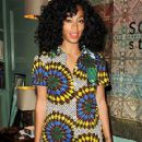 Solange Knowles: at Sonos Studio in L.A
