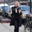 Ashley Benson – Going to Starbucks After a Boxing Workout Session in NY February 2, 2017 - 454 x 601
