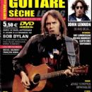 Neil Young - Guitare Sèche Magazine Cover [France] (December 2010)