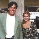 Ami Dolenz and Dean Cain