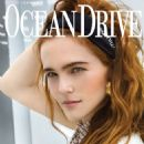 Zoey Deutch - Ocean Drive Magazine Pictorial [United States] (May 2018)