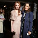 Eleanor Tomlinson – Temperley Show at 2017 LFW in London February 19, 2017 - 454 x 662