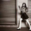 Joan Smalls - Vogue Magazine Pictorial [Spain] (December 2013)