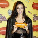 Oriana Sabatini- Kids' Choice Awards Argentina 2015