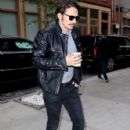James Franco Grabs a Coffee in NYC - June 7, 2016 - 426 x 594