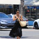 Vanessa Hudgens – Out and about in Studio City - 454 x 515