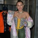 Miley Cyrus – Leaves the Boardline Club in London