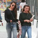 Lea Michele in Jeans – Out in New York City