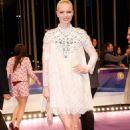 Franziska Knuppe wears H&M Conscious - Echo Awards 2014