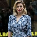 "Blanca Suarez- ""El Bar"" Movie Junket at bar Palentino in Madrid 3/22/ 2017 - 454 x 681"