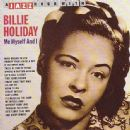 A Jazz Hour With Billie Holiday: Me Myself And I