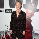Melissa McBride – 'The Walking Dead' TV Show Screening in LA - 454 x 685