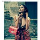 Laxmi Menon - Grazia Magazine Pictorial [India] (October 2012) - 454 x 568