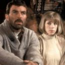 Tom Selleck and Bess Armstrong