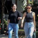 Selena Gomez – Leaves Cha Cha Matcha with friends in West Hollywood