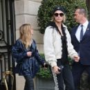 Cara Delevingne and Ashley Benson – Leaving the Ritz Hotel in Paris 03/05/2019 - 454 x 651