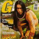 Ricardo Feitoza - G Magazine Cover [Brazil] (November 2000)