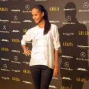 Sara Nuru - Mercedes-Benz Fashion Week Berlin - Opening Night By Grazia 2010-07-06