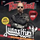 Rob Halford - Rock Hard Magazine Cover [Italy] (December 2020)
