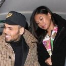 Chris Brown and Ammika Harris - 454 x 256