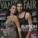 Alena Seredova, Gianluigi Buffon - Vanity Fair Magazine Cover [Italy] (30 August 2007)