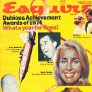 Sally Quinn - January 1975 issue