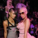Amber Rose attends Nicki Minaj's 26th Birthday Party at Club Tao in Las Vegas, Nevada - December 9, 2010 - 411 x 600
