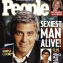 George Clooney - People Magazine Cover [United States] (24 November 2004)