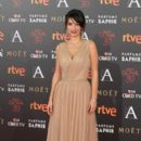 Cristina Brondo- Goya Cinema Awards 2016