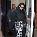 Kendall Jenner – Leaves Mercer Hotel in NYC