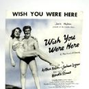 Wish You Were Here Original 1952 Broadway Cast Music By Harold Rome - 454 x 605