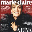 Andrea Osvart Marie Claire Hungary February 2011