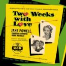 Two Weeks With Love Starring Jane Powell and Debbie Reynolds MGM Musicals - 454 x 454