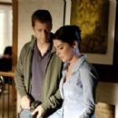 Colin Ferguson and Lara Flynn Boyle