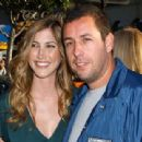 Adam Sandler and Jacqueline Titone