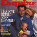 John McEnroe - July 1987 issuse