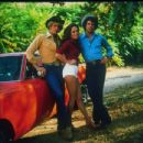 Bo, Daisy & Luke Duke