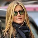 Jennifer Aniston Turns Up in Tribeca