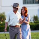 "Emma Stone & Ryan Gosling: ""Gangster Squad"" First Look!"